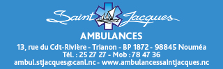 Ambulances Saint Jacques - bandeau 3