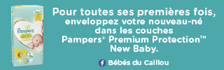 Pampers - Bandeau 2